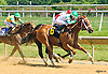 Don Lupe winning at Delaware Park on 7/27/16
