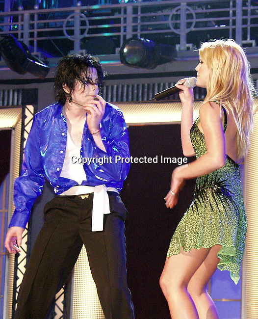 Michael Jackson &amp; Britney Spears<br />