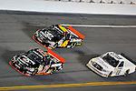 Feb 13, 2009; 8:27:36 PM; Daytona Beach, FL, USA; NASCAR Camping World Truck Series race of the NextEra Energy Resources 250 at Daytona International Speedway.  Mandatory Credit: (thesportswire.net)