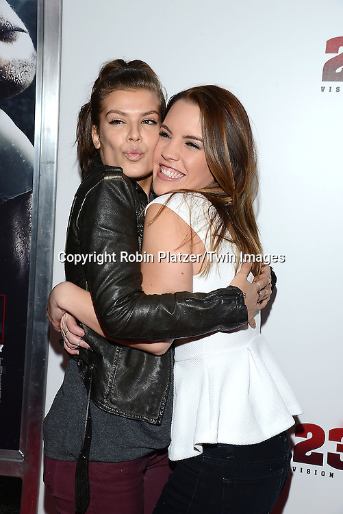 Kelley Missal and Kristen Alderson attend the &quot;23 Blast&quot;  Movie Premiere  on October 20, 2014 at The Regal Cinemas E-Walk Theater in New York City. <br /> <br /> photo by Robin Platzer/Twin Images<br />  <br /> phone number 212-935-0770