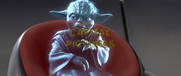 JEDI MASTER YODA.in Star Wars: Episode III Revenge of the Sith.Filmstill - Editorial Use Only.CAP/AWFF.www.capitalpictures.com.sales@capitalpictures.com.Supplied By Capital Pictures.
