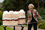 Mary Berry Wisley Flower Show