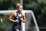 CARY, NC - JULY 06: Jaelene Hinkle. The North Carolina Courage held a training session on July 6, 2017, at WakeMed Soccer Park Field 3 in Cary, NC.