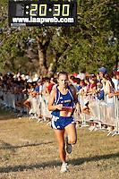 SAN ANTONIO, TX - AUGUST 19, 2009: Ricardo Romo/UTSA Cross Country Classic at Brooks City Base. (Photo by Jeff Huehn)