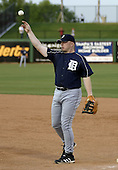 March 29, 2004:  Chris Shelton of the Detroit Tigers organization during Spring Training at Bright House Networks Field in Clearwater, FL.  Photo copyright Mike Janes/Four Seam Images