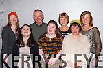 Mary Flynn Castleisland, siobhain looney Barradubh, Pat looney Barradubh, Maura Murphy Killarney, Della Doyle Glenbeigh, Breda Healy Glenflesk and Noreen Cashman Glenbeigh at the Kerry Stars Christmas party in the Malton Hotel on Sunday