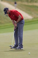 Brendan Steele (USA) putts on the 8th green during Saturday's Round 3 of the 117th U.S. Open Championship 2017 held at Erin Hills, Erin, Wisconsin, USA. 17th June 2017.<br /> Picture: Eoin Clarke | Golffile<br /> <br /> <br /> All photos usage must carry mandatory copyright credit (&copy; Golffile | Eoin Clarke)