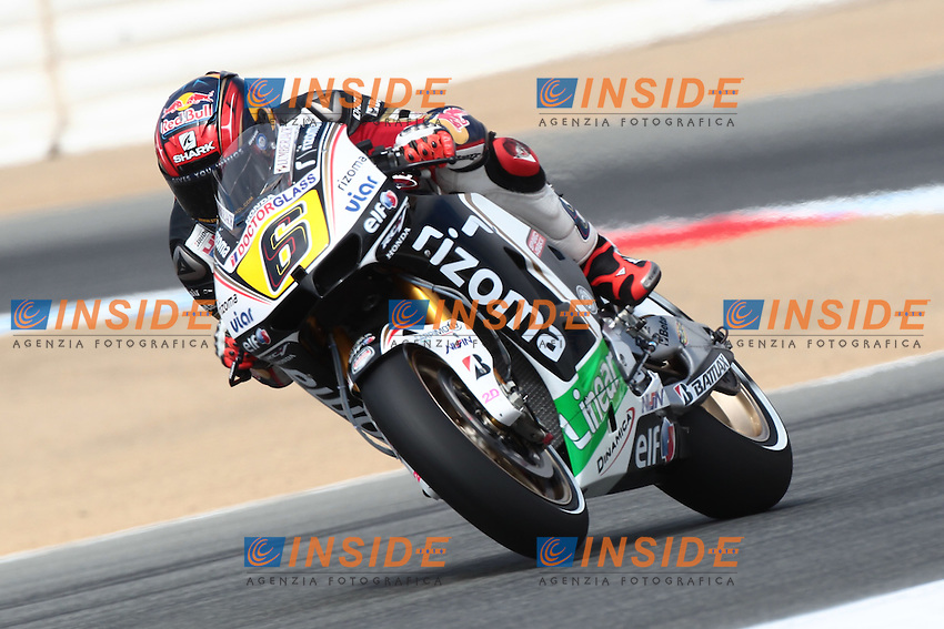 ©  Insidefoto/Semedia.27-07-2012 Laguna Seca (USA).Motogp - motogp.in the picture: Stefan Bradl - LCR Honda team
