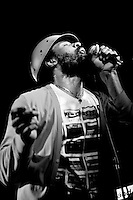 Cody Chesnutt performing at the Moby Dick Club, Madrid