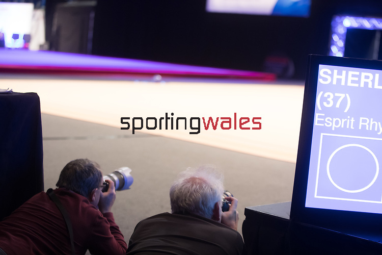British Gymnastics Championship Series 2017<br /> Liverpool Echo Arena<br /> ©Steve Pope <br /> Sportingwales