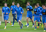 St Johnstone Training 22.07.16
