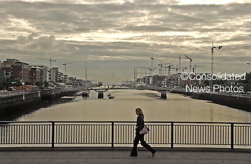 Dublin, Ireland - August 12, 2005 -- .Credit: Ron Sachs / CNP
