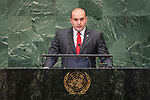 LOS general debate – 27 September<br /> <br /> PM<br /> <br /> His Excellency Mamuka Bakhtadze, Prime Minister, Georgia