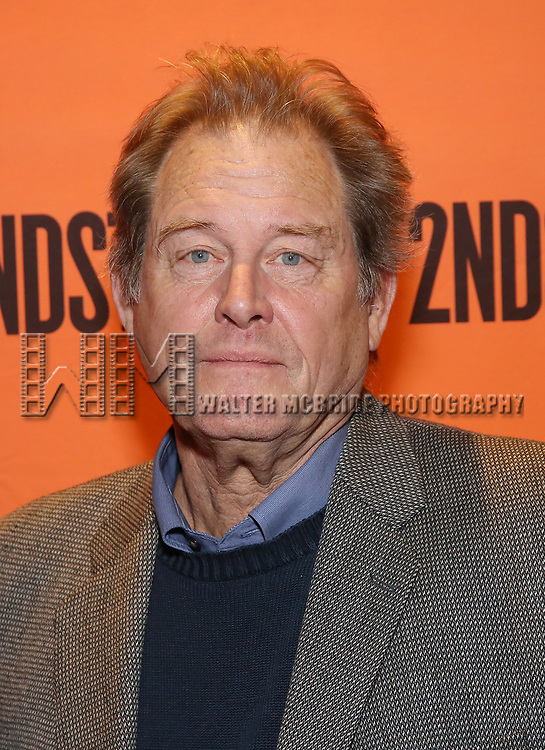 Brian Kerwin attends the Off-Broadway Opening Night performance of the Second Stage Production on 'Torch Song'  on October 19, 2017 at Tony Kiser Theater in New York City.