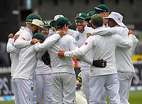 170318 International Test Cricket - NZ Black Caps v South Africa Proteas Day Three
