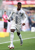Calcio, Serie A: Inter Milano-Parma, Giuseppe Meazza stadium, September 15, 2018.<br /> Inter's Keita Balde in action during the Italian Serie A football match between Inter and Parma at Giuseppe Meazza (San Siro) stadium, September 15, 2018.<br /> UPDATE IMAGES PRESS/Isabella Bonotto
