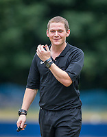 Referee during the pre season friendly match between Stevenage Ladies FC and Watford Ladies at The County Ground, Letchworth Garden City, England on 16 July 2017. Photo by Andy Rowland / PRiME Media Images.