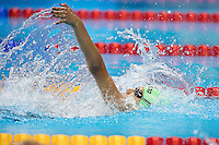 SINGH Gaurika NEP the youngest athlete of the Olympic games<br /> 100 backstroke women<br /> Rio de Janeiro 06-08-2016 XXXI Olympic Games <br /> Olympic Aquatics Stadium <br /> Swimming heats 07/08/2016<br /> Photo Andrea Staccioli/Deepbluemedia/Insidefoto