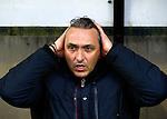 Nederland, Nijmegen, 27 januari 2013.Eredivisie.Seizoen 2012-2013.N.E.C.-FC Groningen .Robert Maaskant, trainer-coach van FC Groningen.