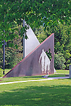 The Maine Vietman Veteran's Memorial, Augusta, Maine, USA