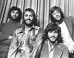 Bee Gees 1968 Vince Malouney, Maurice Gibb, Barry Gibb, Robin Gibb