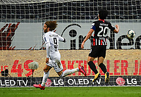 Goal scored, Tor zum 1:3 durch Lucas Hoeler (SC Freiburg) - 26.05.2020 Fussball 1.Bundesliga Spieltag 28, Eintracht Frankfurt  - SC Freiburg emspor, <br /> <br /> Foto: Jan Huebner/Pool/ Via Marc Schueler/Sportpics.de<br /> (DFL/DFB REGULATIONS PROHIBIT ANY USE OF PHOTOGRAPHS as IMAGE SEQUENCES and/or QUASI-VIDEO), Editorial use only. National and International News Agencies OUT