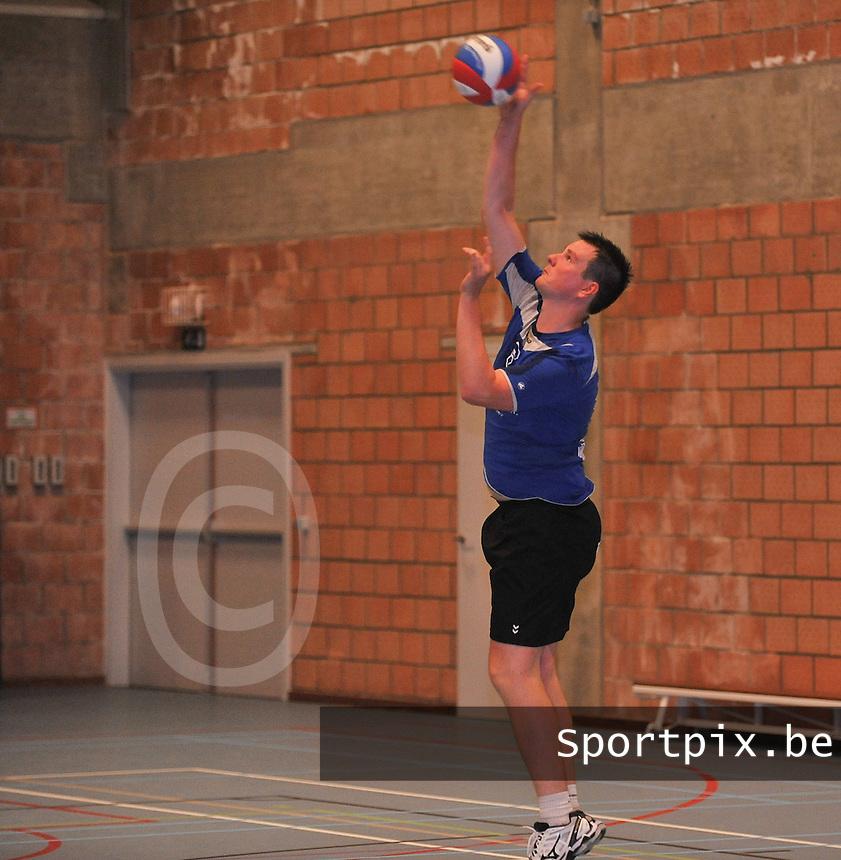 VC Beerlanders Beernem : Joris Wittock<br /> foto VDB / Bart Vandenbroucke