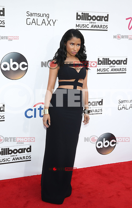 LAS VEGAS, NV - May 18 : Nikki Minaj pictured at 2014 Billboard Music Awards at MGM Grand in Las Vegas, NV on May 18, 2014. ©EK/Starlitepics