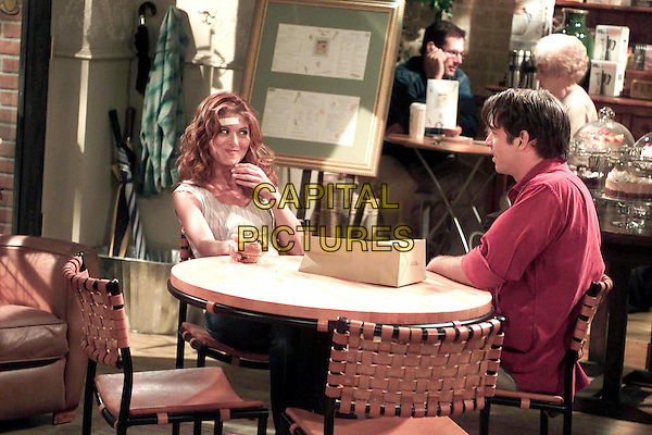 "DEBRA MESSING & HARRY CONNICK JR. .in Will And Grace.""... And The Horse He Rode In On"".Filmstill - Editorial Use Only.Ref: FB.www.capitalpictures.com.sales@capitalpictures.com.©Capital Pictures"