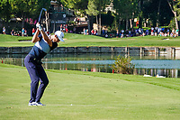 Ross Fisher (ENG) during the third round of the Turkish Airlines Open, Montgomerie Maxx Royal Golf Club, Belek, Turkey. 09/11/2019<br /> Picture: Golffile | Phil INGLIS<br /> <br /> <br /> All photo usage must carry mandatory copyright credit (© Golffile | Phil INGLIS)