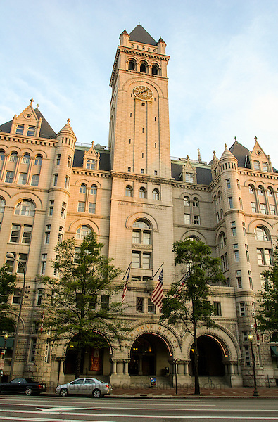 Old Post Office Pavillion Pennsylvania Ave Washington DC Architecture