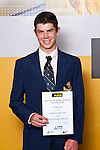 Boys Triathlon/Duathlon/Multisport winner Michael Poole from Auckland Grammar School. ASB College Sport Auckland Secondary School Young Sports Person of the Year Awards held at Eden Park on Thursday 12th of September 2009.