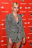 LONDON, UK. June 06, 2019: Pixie Lott at The Voice Kids UK 2019 photocall, London.<br /> Picture: Steve Vas/Featureflash