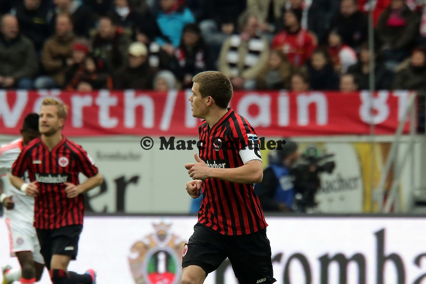 Sebastian Jung (Eintracht) als neuer Kapitän