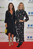 Keren Woodward and Sara Dallin of Bananarama at the Battersea Dogs &amp; Cats Home Collars &amp; Coats Gala Ball 2018, Battersea Evolution, Battersea Park, London, England, UK, on Thursday 01 November 2018.<br /> CAP/CAN<br /> &copy;CAN/Capital Pictures