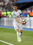 England's Aaron Cresswell in action during the Friendly match at Stade De France Stadium, Paris Picture date 13th June 2017. Picture credit should read: David Klein/Sportimage
