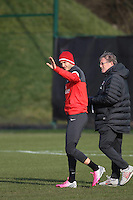 PAP0213410.BECKHAM FIRST PARIS TRAINING /NortePhoto