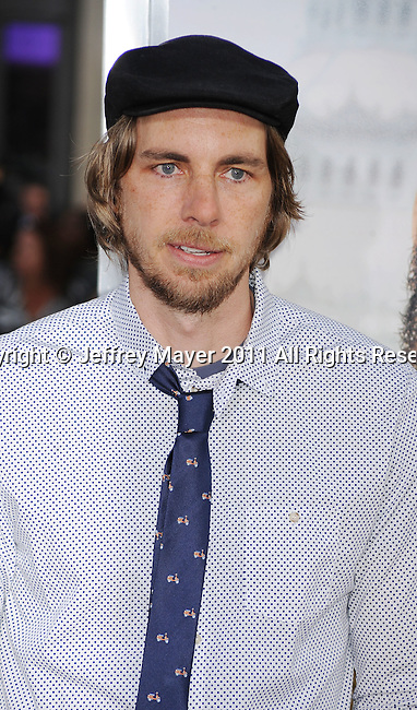 "HOLLYWOOD, CA - MAY 19: Dax Shepard  arrives at the Los Angeles premiere of ""The Hangover Part II"" at Grauman's Chinese Theatre on May 19, 2011 in Hollywood, California."