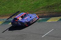 RIO DE JANEIRO, RJ, 21 DE JULHO 2012 - CAMPEONATO BRASILEIRO DE GRAN TURISMO - 4ª ETAPA - RIO DE JANEIRO - O piloto Sergio Jimenez, durante o treino classificatório para a 1ª bateria da 4ªetapa do Campeonato Brasileiro de Gran Turismo, disputado no Autodromo Internacional Nelson Piquet, Jacarepagua, Rio de Janeiro, neste sábado, 21. FOTO BRUNO TURANO  BRAZIL PHOTO PRESS