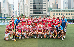 XXX vs XXX during day 1 of the 2014 GFI HKFC Tens at the Hong Kong Football Club on 26 March 2014. Photo by Xaume Olleros / Power Sport Images