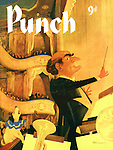 Punch (front cover, 20 May 1959)