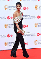 Konnie Huq<br /> at Virgin Media British Academy Television Awards 2019 annual awards ceremony to celebrate the best of British TV, at Royal Festival Hall, London, England on May 12, 2019.<br /> CAP/JOR<br /> ©JOR/Capital Pictures