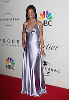 US actress Shaun Robinson arrives at the NBC/Universal Pictures/Focus Features Golden Globes after party at the Beverly Hilton Hotel, Beverly Hills, California, USA, on January 11, 2009.  The Golden Globes honour excellence in film and television.