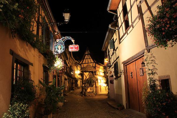 Auberge du Rempart Hotel, Eguisheim, Alsace, France
