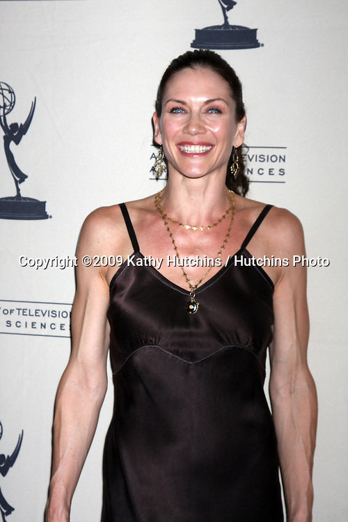 Stacy Haiduk arriving at  the Daytime Emmy Nominees Reception at the Television Academy  in  North Hollywood, CA on August 27, 2009.©2009 Kathy Hutchins / Hutchins Photo.