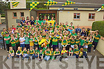 The students and staff of Scoil Mhuire N.S. Cahersiveen never had any doubt that Sam was coming home to Kerry.
