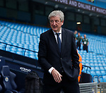 Roy Hodgson manager of Crystal Palace during the premier league match at the Etihad Stadium, Manchester. Picture date 22nd September 2017. Picture credit should read: Simon Bellis/Sportimage