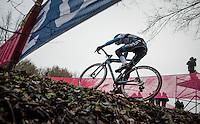 Michael Vanthourenhout (BEL/Marlux-NapoleonGames)<br /> <br /> 2016 CX UCI World Cup Zeven (DEU)