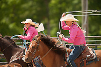 VHSRA - New Kent, VA - 5.18.2014 - Team Roping