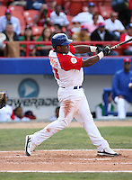Robinson Diaz / Dominican Republic - 2009 Caribbean Series, Mexicali..Photo by:  Bill Mitchell/Four Seam Images